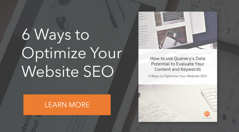 6 ways to optimize your website SEO