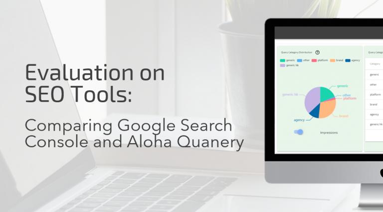 evaluation on seo tools